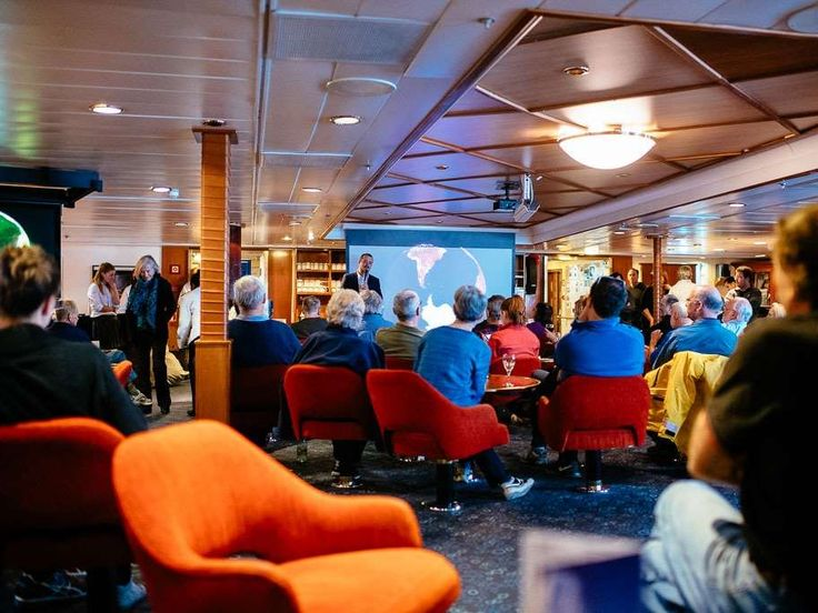 Stunning photos that will make you want to travel to Antarctica  -  February 10, 2017:     It took two days to cross the Drake Passage into the Antarctic Circle, during which she learned about the history of Antarctica and chatted  with other passengers.