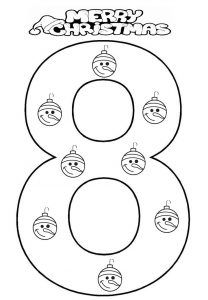 number-8-coloring-page