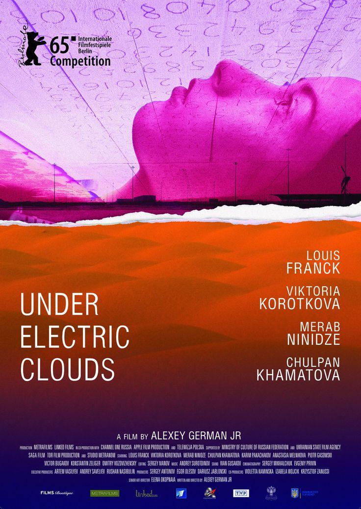 """""""Pod elektrycznymi chmurami"""", reżyseria: Aleksey German Jr"""