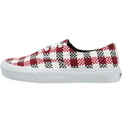 Vans AUTHENTIC DECON Tenisówki i Trampki black/true white