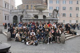 Viaje a Roma alumnos @IESPerillan #peritic By @Alfredo99_
