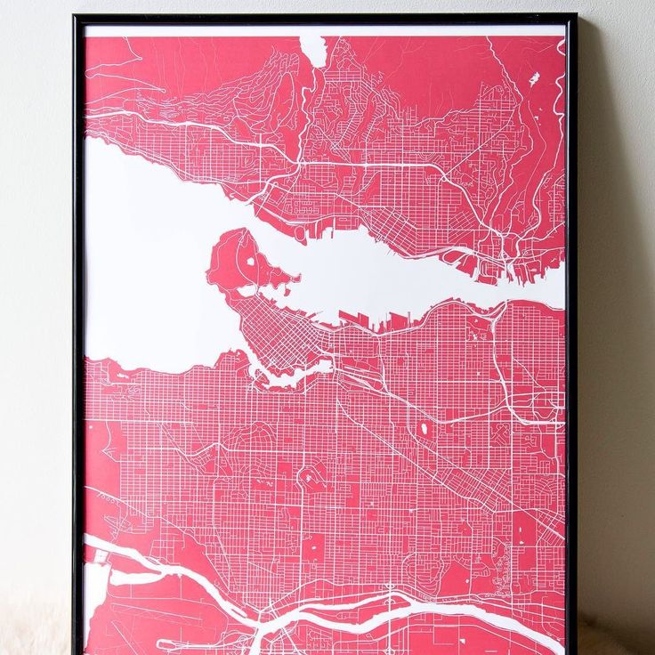 16 best Custom map posters images on Pinterest  Custom map City