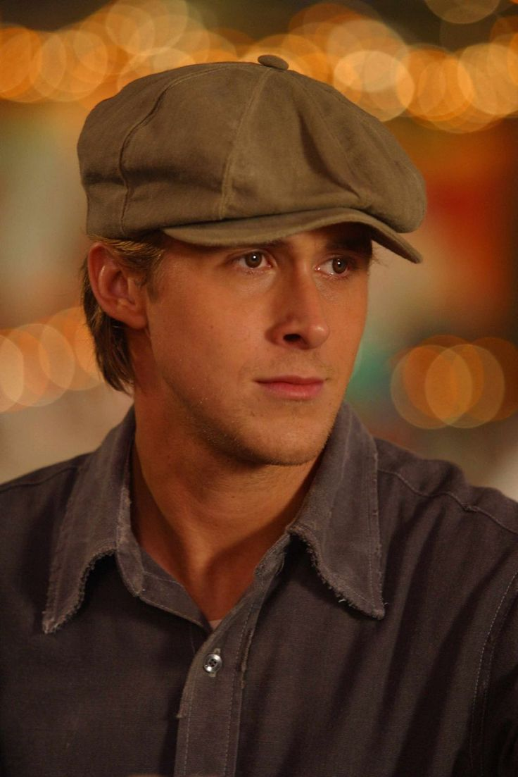 "Ryan Gosling... totally met my expectations of Noah from ""The Notebook."" One of my favorite books, and a movie that actually did justice for book!   Love him!"