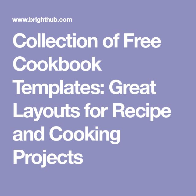 Best 25+ Cookbook template ideas on Pinterest Recipe books - free book template for word