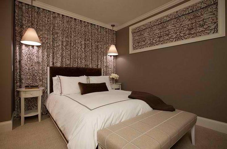 Beige Schlafzimmer Keller Design-Idee von Michael Abrams Limited - schlafzimmer deko beige