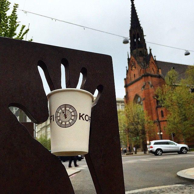 Stop! In the name of love ❤️ Stop! In the name of #kofikofi ☕️ #Brno  #coffee #church