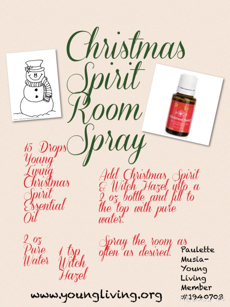 how to make essential oil room freshener
