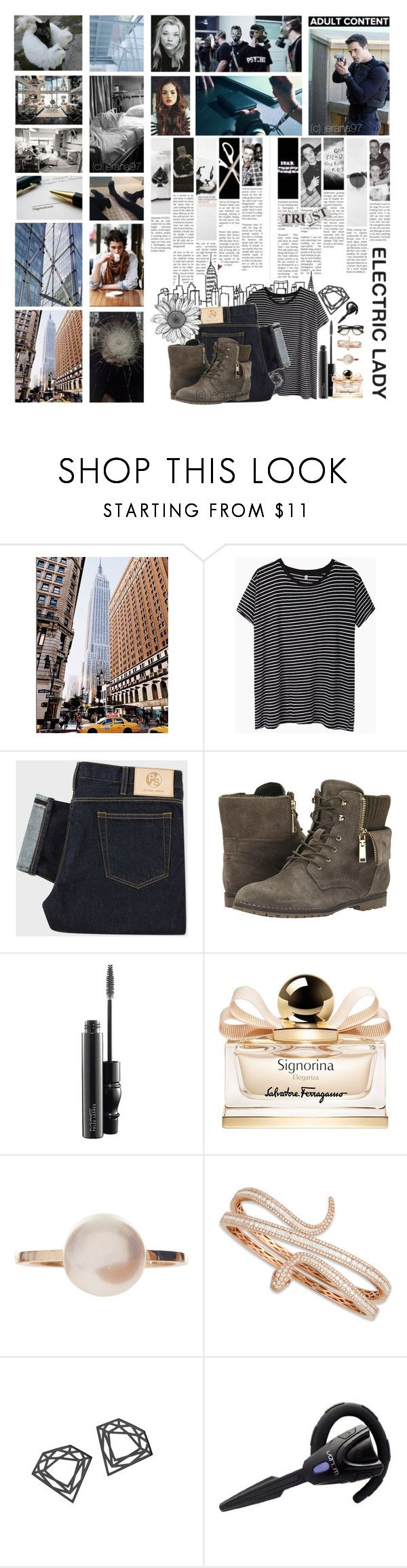 """"""".:*//And in the crash of the dark, I'll be your light in the mist, I can see you burning with desire for a kiss, Psychobabble all upon your lips\\*:."""" by jerana97 ❤ liked on Polyvore featuring WWE, R13, Paul Smith, Tommy Hilfiger, MAC Cosmetics, Salvatore Ferragamo, Sophie Bille Brahe, Roberto Coin, Sebastian Professional and Myia Bonner"""