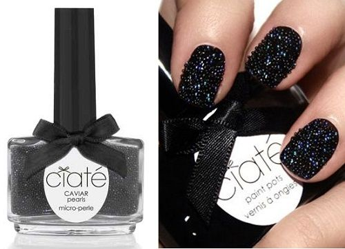 caviar nails! i want!!!!!!!
