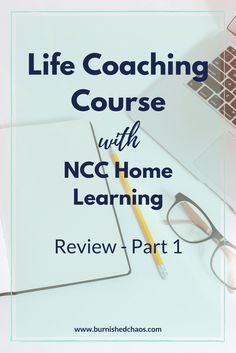 I have recently started a Life Coaching course with NCC Home Learning, click through to find out what I think of the course so far in this first part of my review