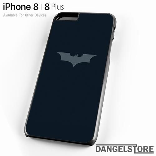 Batman Logo in Dark Blue For iPhone 8 | 8 Plus Case