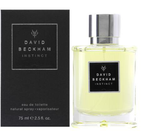 Instinct by David Beckham for Men EDT 75ml