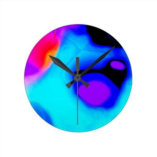 Wings Wall Clocks