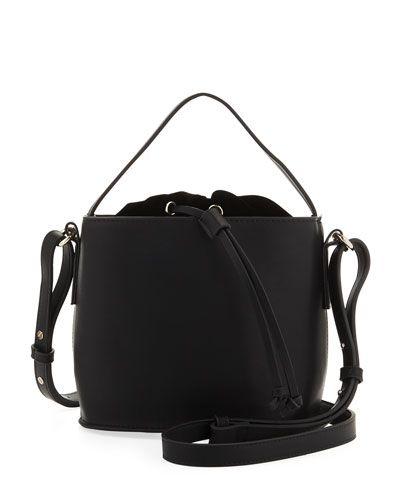 Dane Drawstring Bucket Bag