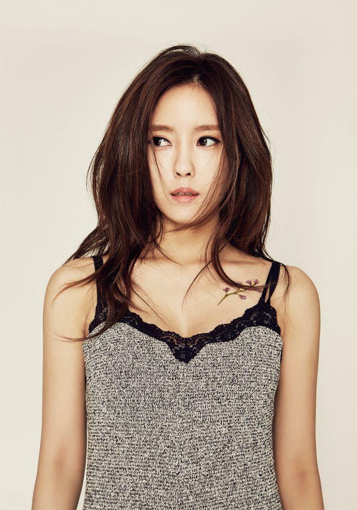 #Hyomin #T_ara #효민 #티아라