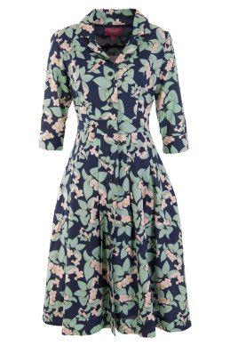 that bird label Lyla Short Sleeve Shirt Dress Berry Delight - Womens Knee Length Dresses at Birdsnest Women's Fashion