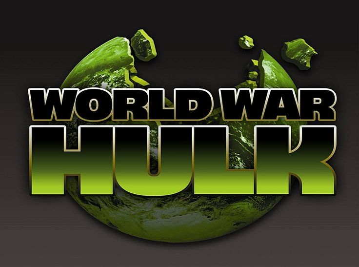 "¿Puede el futuro de ""Hulk"" estar en la Phase 3 con Planet Hulk y World War Hulk?"