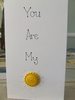 Week Thirteen: Simple Quilled Valentines Card designs