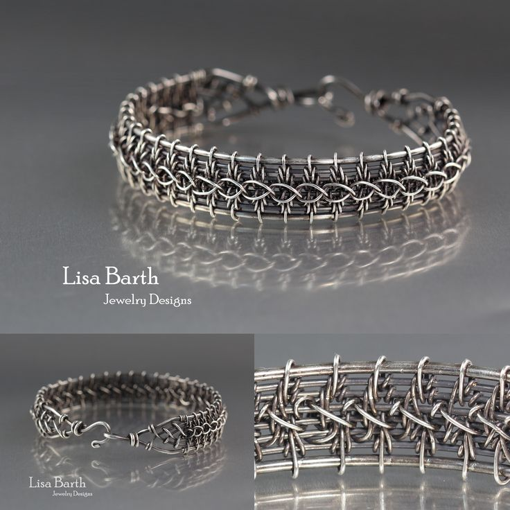 Best 25 wire weaving ideas on pinterest wire weaving for What metal is best for jewelry