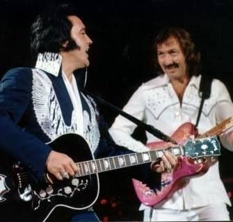 James Burton got the call to play lead guitar and to help put together a new…