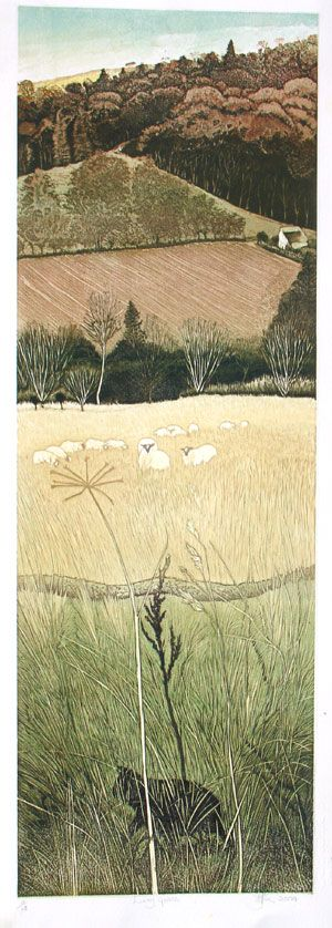 Barbara Robertson: Long grass