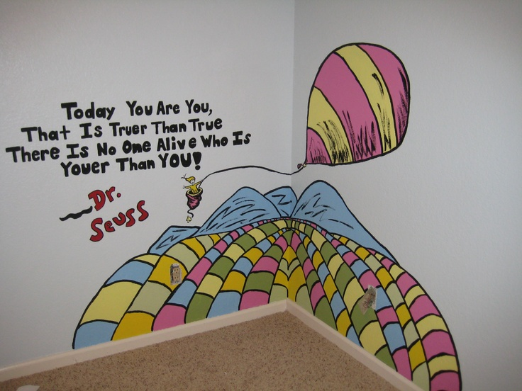 17 best images about library murals on pinterest dr for A perfect day mural