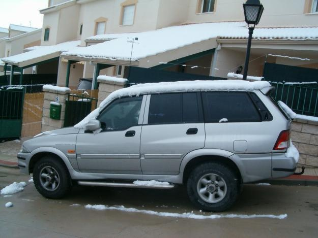 SsangYong Musso DT
