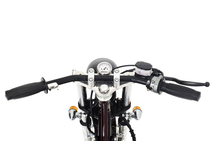 Le Honda Cub C70 de Deus Motorcycles