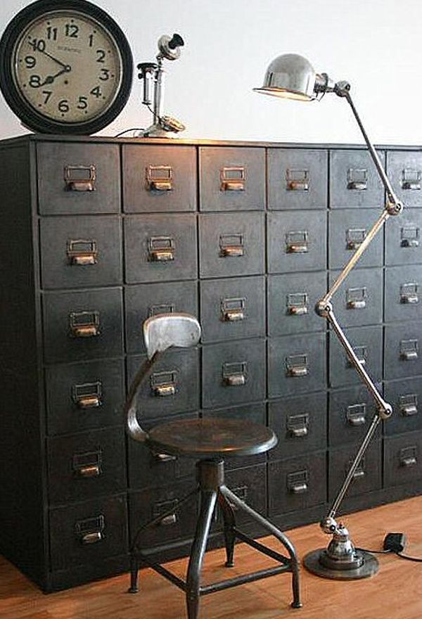 How to Achieve an Industrial Style#more-185334