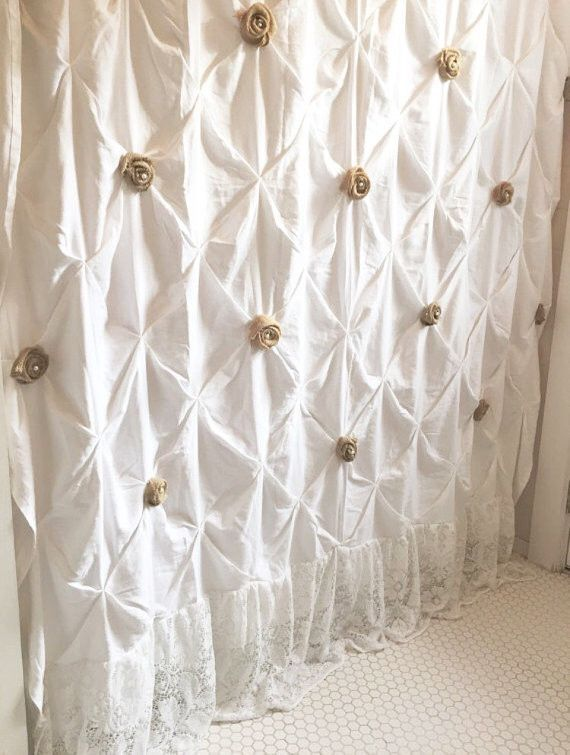 The 25 Best Shabby Chic Curtains Ideas On Pinterest