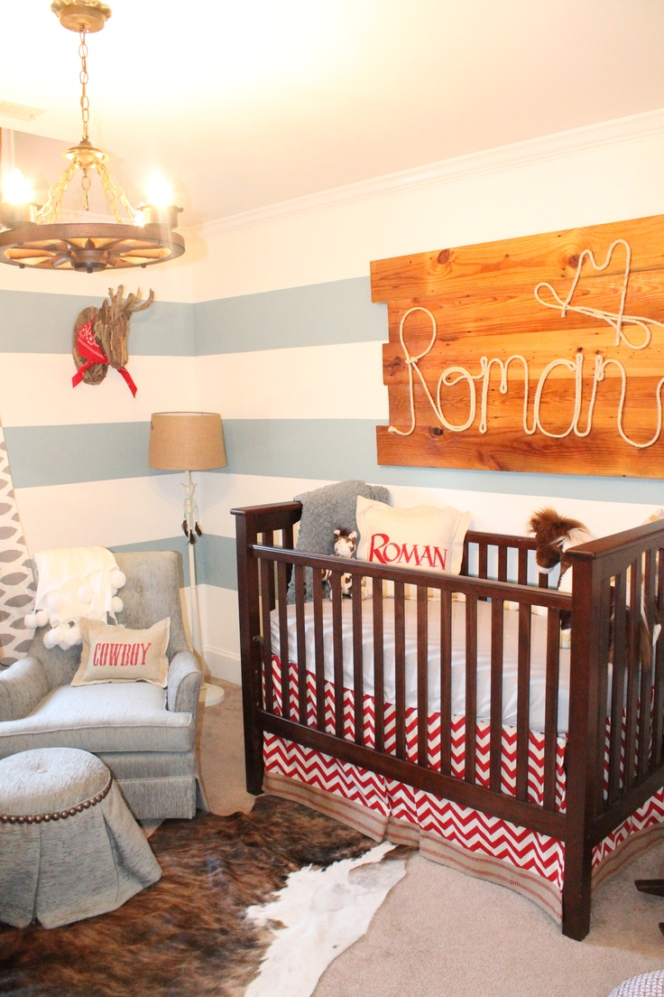 Best 25 Cowboy Nursery Themes Ideas On Pinterest