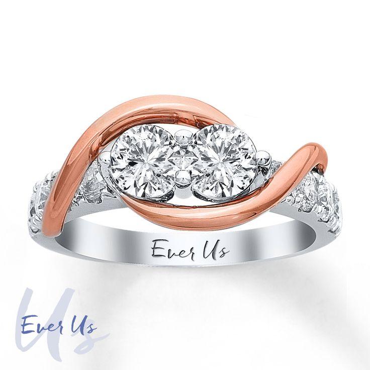 Allurez 14kt White Gold Oval Tanzanite & Halo Diamond Engagement Ring - UK G 1/4 - US 3 1/2 - EU 45 3/4 MS0Jvhm