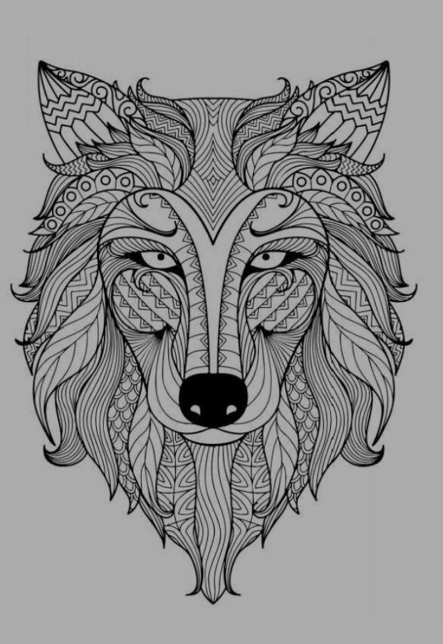 Free coloring page Adult Coloring