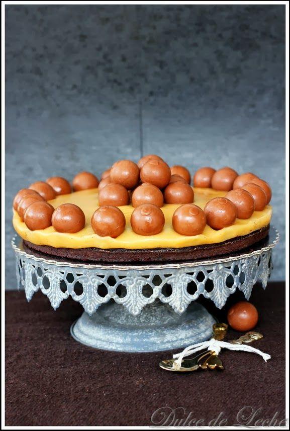 "Dulce de Leche: Čokoládovo karamelová torta "" Lindor"". #caramel #chocolate #cake #lindt #lindor #inspiration"