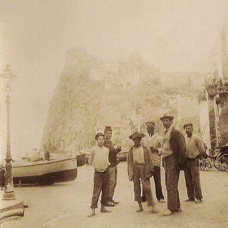 ischia ponte 1901
