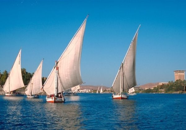 Felucca Nile trip in Aswan - EMO TOURS EGYPT
