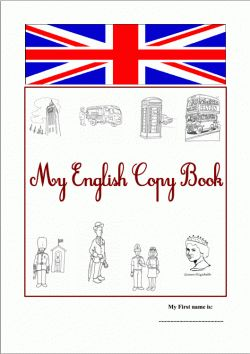 Home Images English Copybook Facebook Twitter Google