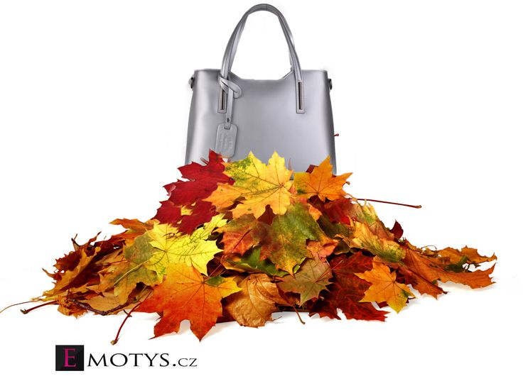 Garantujeme, že tato kožená kabelka přitáhne pozornost všude #emotys #emotyscz#koženakabelka #verapelle #dnesnosim #praha #