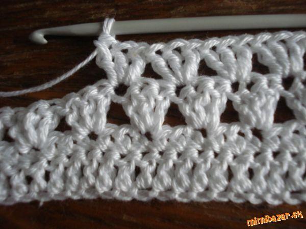 Na zhotovenie potrebujeme bavlnenú priadzu (napr.Sněhurka dvojmo)  pás bavlnenej látky (asi 90x30cm ...