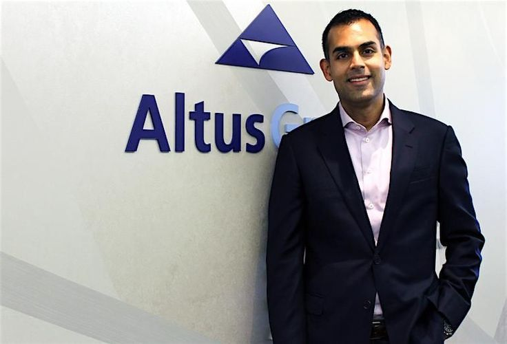 Raj Singh of Altus Group