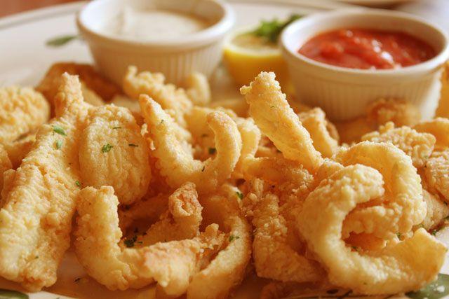 How to Easily Bake Calamari Steaks - Cilantro Cooks! Foodie Community Blog