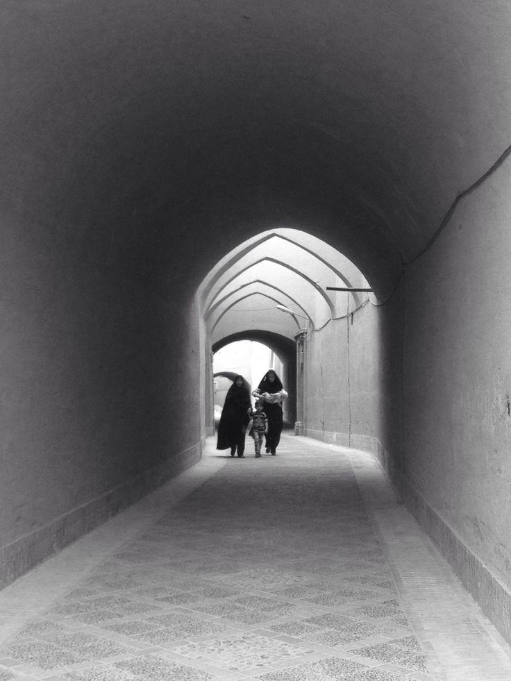 Yazd, living museum