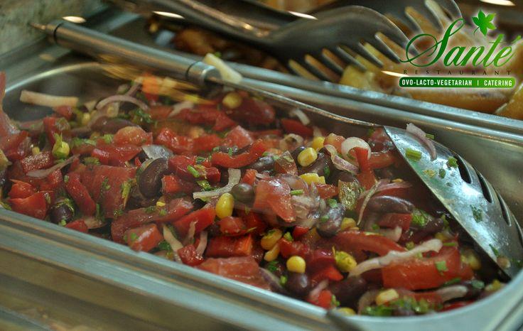 Sante Food, mancare ovo-lacto-vegetariana!