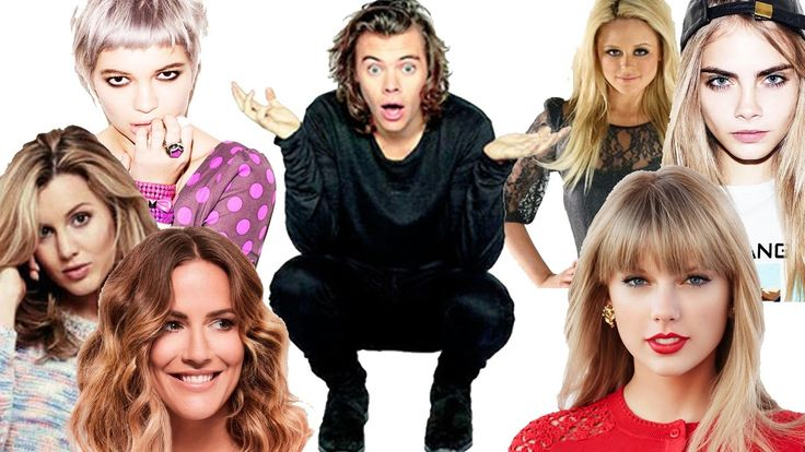 Top 8 Older Womens Harry Styles Dated