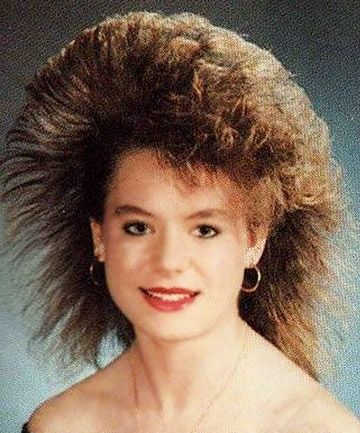 Early 80s hairstyles