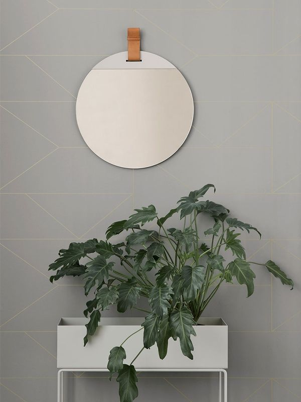 Bilderesultat for ferm living lines grey
