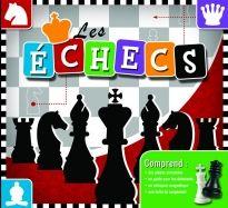 Commence à jouer aux échecs dès aujourd'hui! Cet ensemble compact comprend des pièces aimantées et une planche de jeu magnétique ainsi qu'un livre de 32 pages rempli d'explications, de conseils et de trucs. Il est parfait pour les voyages et procurera des heures de plaisir à toute la famille.