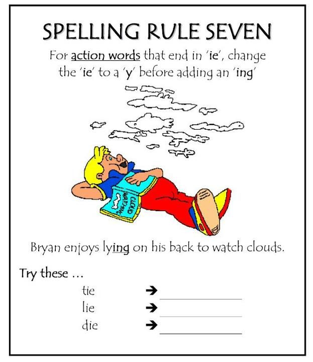 17 best ideas about spelling rules on pinterest