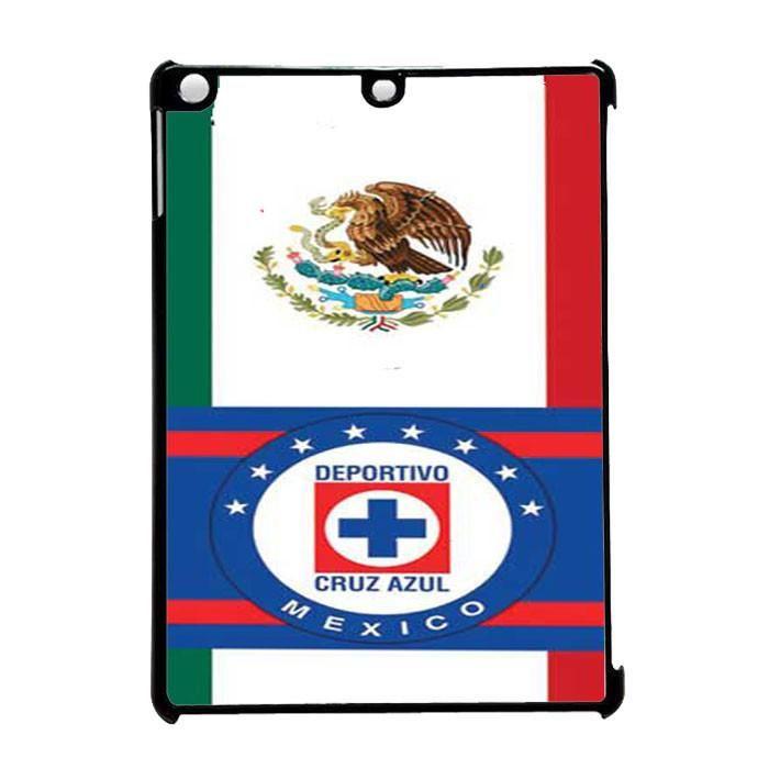 Cruz Azul Logo And Flag iPad Pro 12.9 Case Dewantary