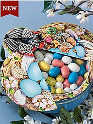 Easter Decorations For The Home | Chocolate Candy For Easter Baskets